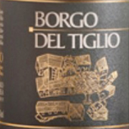 Collio Bianco Borgo del Tiglio 2017 (750ML)