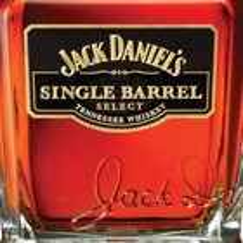 Jack Daniels Single Barrel Whiskey (750ML)