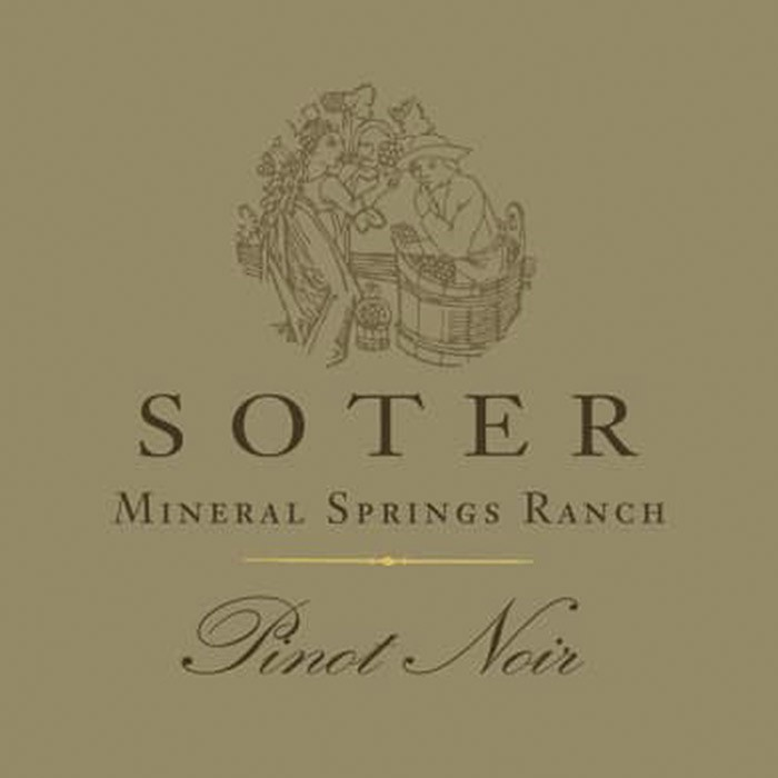 Soter Mineral Springs Ranch Pinot Noir 2017 (750ML)