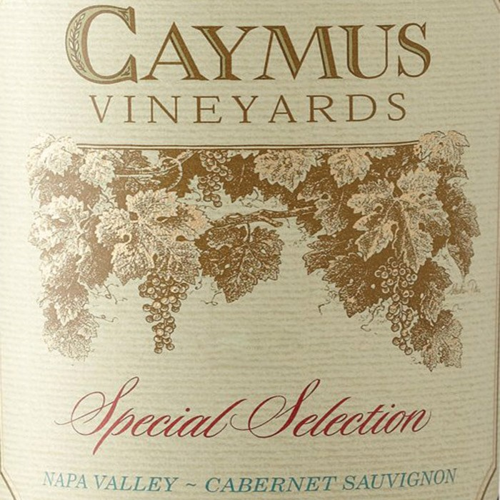 Caymus Vineyards Special Selection Napa Valley Cabernet 2016 (750ML)