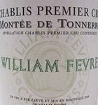 Chablis Montee de Tonnerre William Fevre 2018 (750ML)