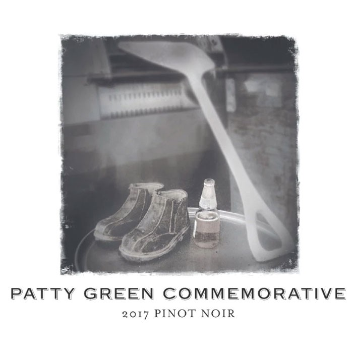 Patricia Green Commemorative Pinot Noir 2017 (750ML)
