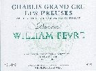 Chablis Les Preuses William Fevre 2018 (750ML)
