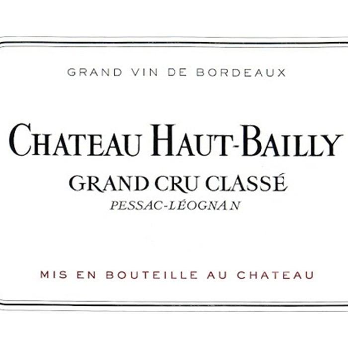Haut Bailly 2019 (6L)