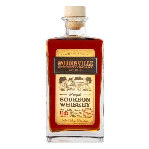 Woodinville Straight Bourbon (90 proof) (750ML)