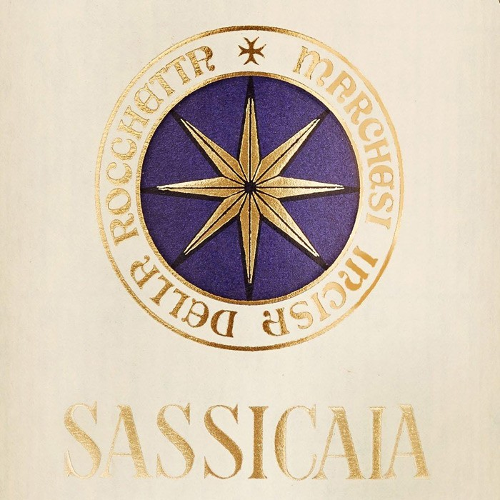 Sassicaia 2017 (750ML)