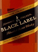 Johnnie Walker Black Label 12 Year Scotch (1L)