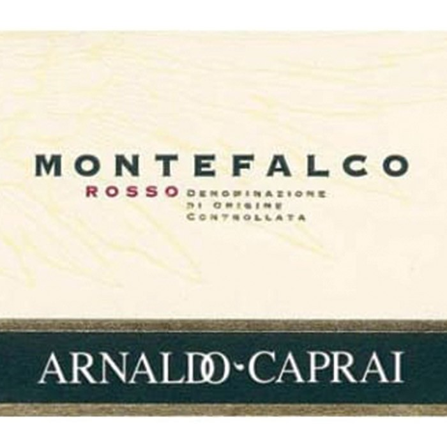 Montefalco Rosso Arnaldo Caprai 2016 (750ML)