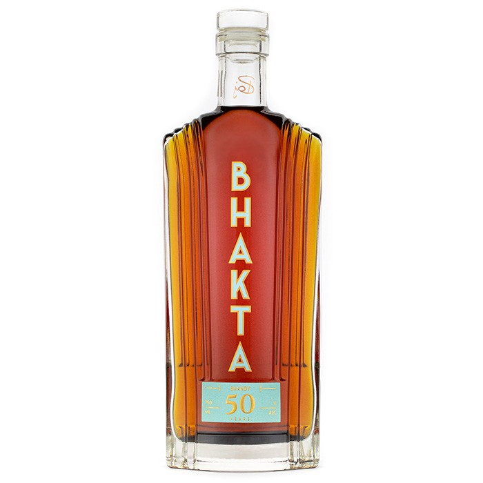 Bhakta 50 Year Blend Barrel 2 Brandy (750ML)