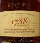 Remy Martin 1738 Accord Royal (750ML)