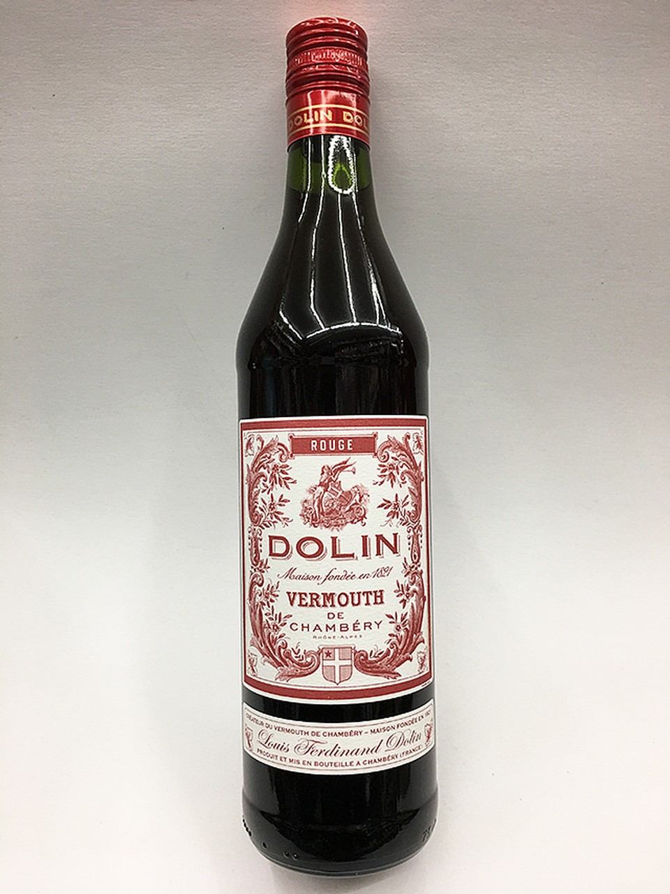 Dolin Chambery Rouge Vermouth (375ML)