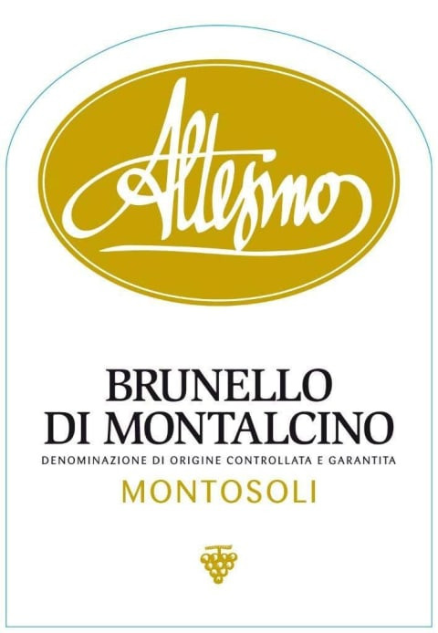 Brunello di Montalcino Montosoli Altesino 2016 (750ML)