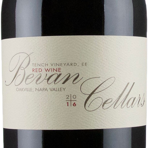 Bevan Cellars Tench Vineyard EE Red 2018 (750ML)