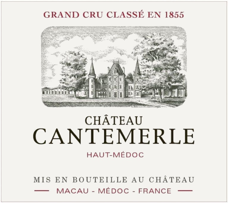Cantemerle 2015 (750ML)