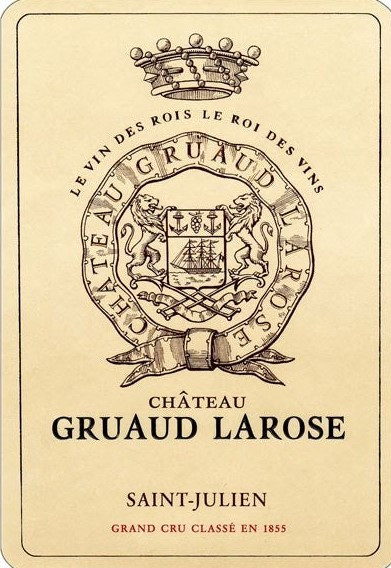 Gruaud Larose 2015 (750ML)