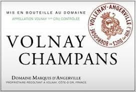 Volnay Champans Marquis d'Angerville 2018 (750ML)