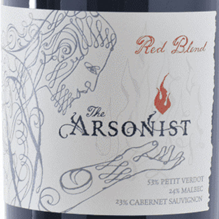 Matchbook The Arsonist Red 2017 (750ML)