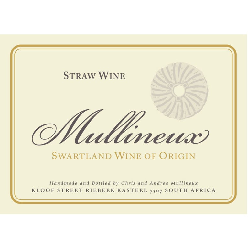 Mullineux Straw Wine 2018 (375ML)