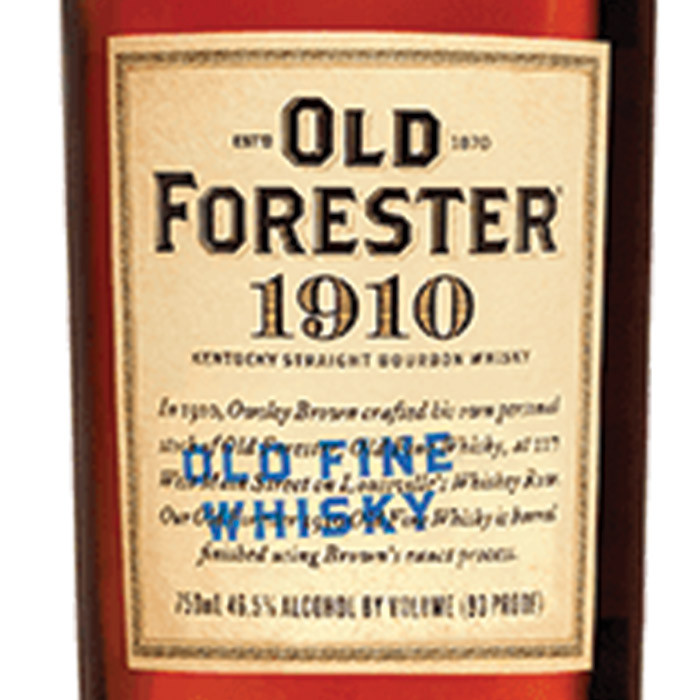 Old Forester 1910 Old Fine (750ML)