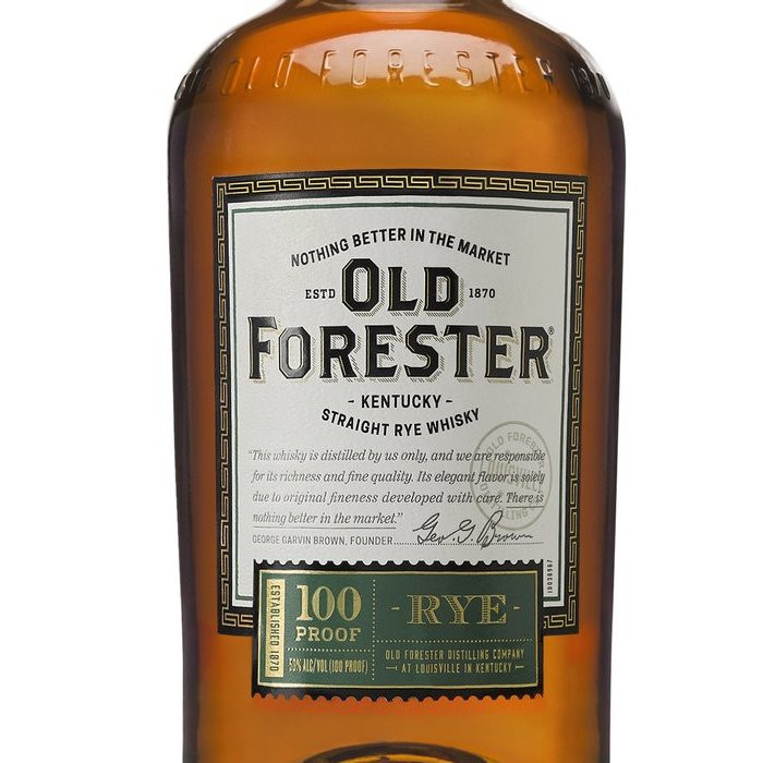 Old Forester Rye 100 proof (750ML)