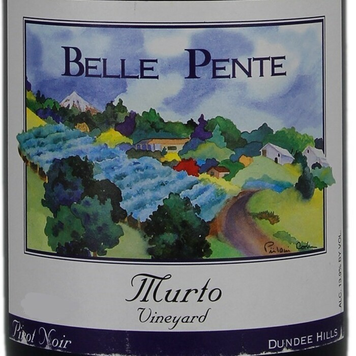 Belle Pente 'Murto Vineyard' Pinot Noir 2016 (750ML)
