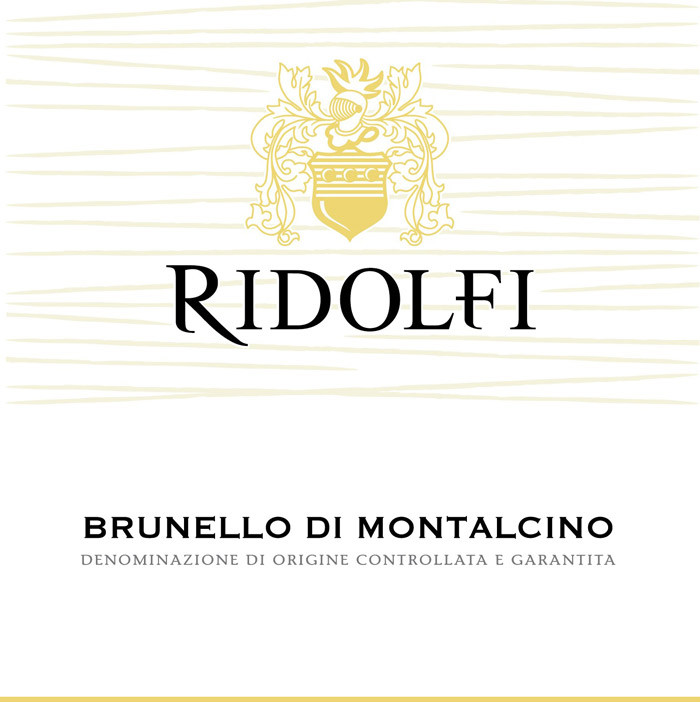Brunello Di Montalcino Ridolfi 2016 (750ML)