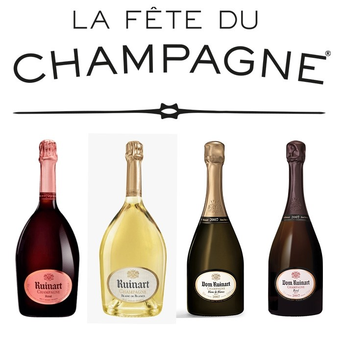 La Fête du Champagne Presents the Ruinart Producer Pack