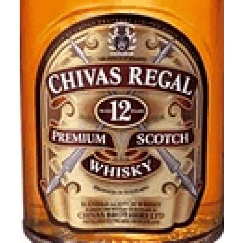 Chivas Regal 12 Yr. Scotch (750ML) image #1