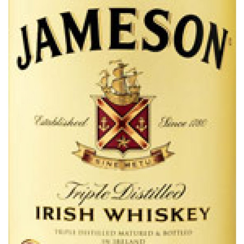 Jameson Irish Whiskey (750ML) image #1