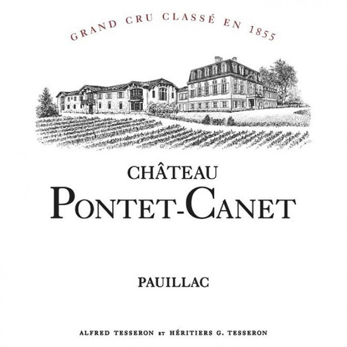 Pontet Canet 2011 (750ML) image #1