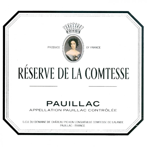 Reserve De La Comtesse 2009 (750ML) image #1