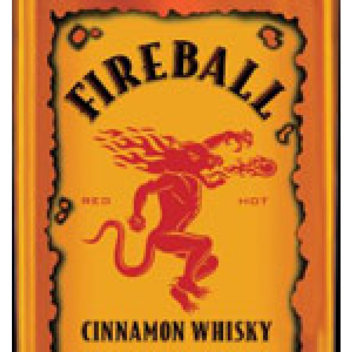 Fireball Cinnamon Whisky (750ML) image #1