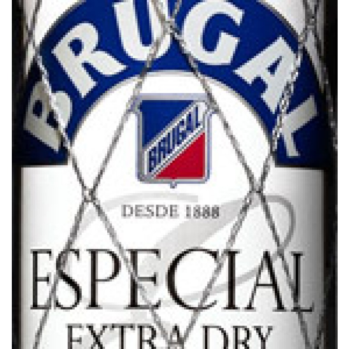 Brugal Especial Extra Dry Rum (750ML) image #1