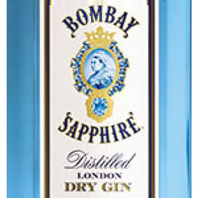 Bombay Sapphire Gin (1L) image #1