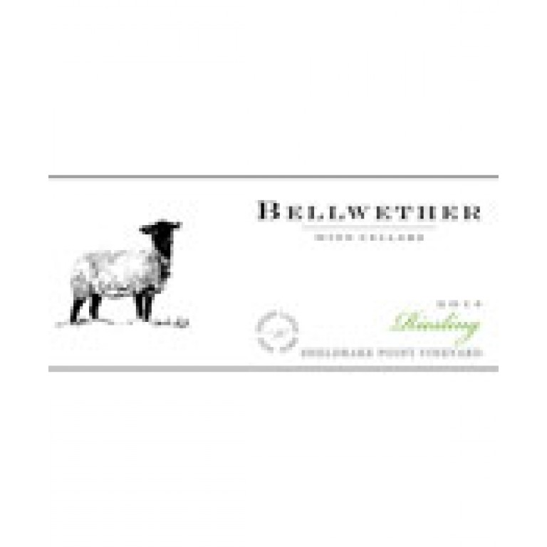 Bellwether Sawmill Creek Off Dry Riesling Finger Lakes 2014 (750ML) image #1