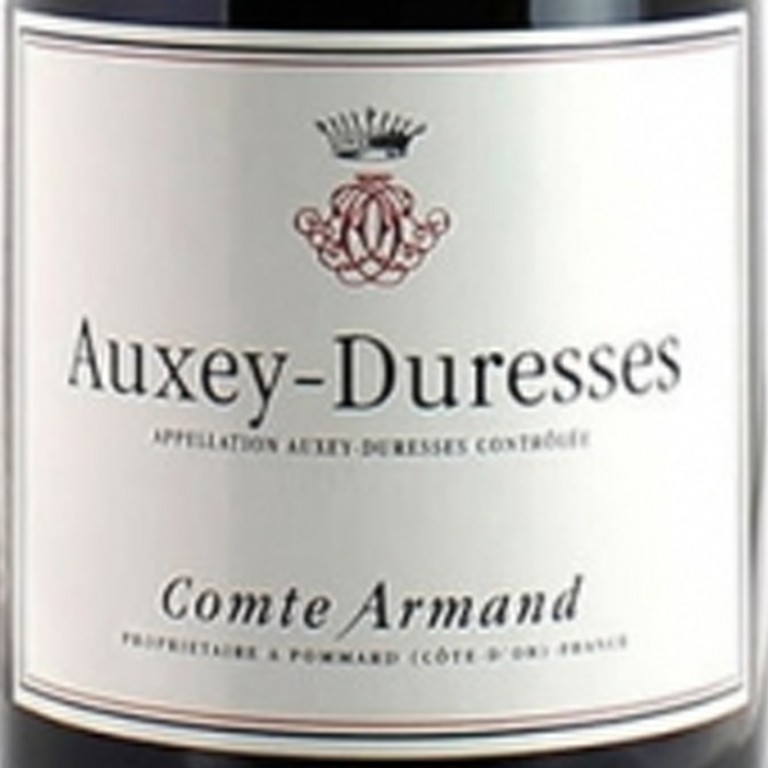 Auxey Duresses Rouge Comte Armand 2017 (750ML) image #1