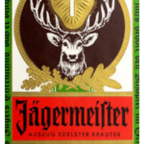 Jagermeister Liqueur (750ML) image #1