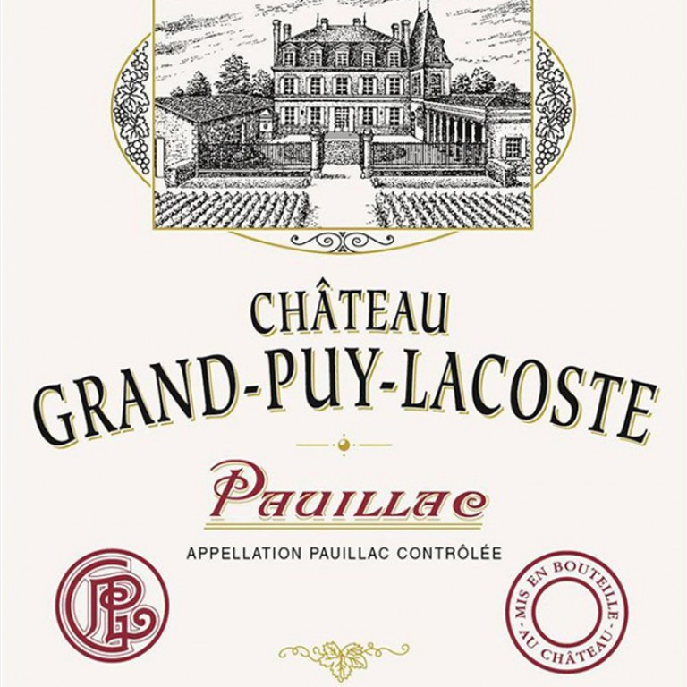 Grand Puy Lacoste 2016 (750ML) image #1