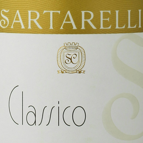 Verdicchio Dei Castelli Di Jesi Classico Sartarelli 2017 (750ML) image #1