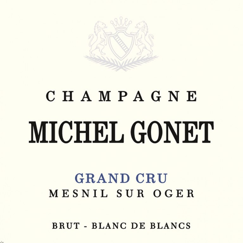 Michel Gonet Blanc de Blancs Brut Champagne 2011 (750ML) image #1