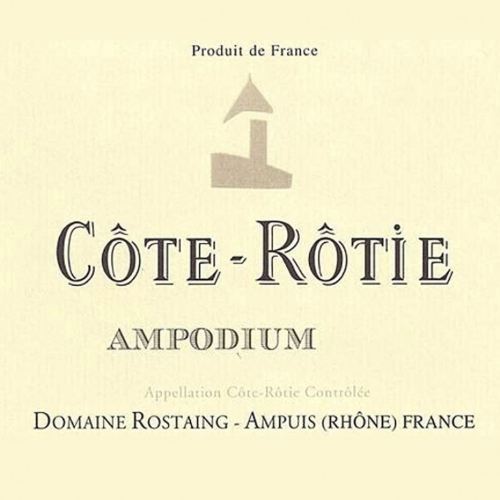 Cote Rotie Ampodium Rene Rostaing 2015 (750ML) image #1