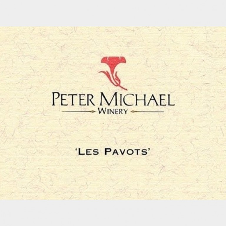 Peter Michael Les Pavots 2016 (750ML) image #1
