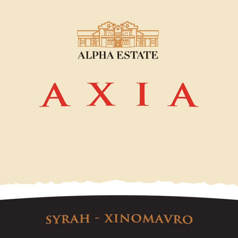 Alpha Estate Axia Xinomavro Syrah 2016 (750ML image #1