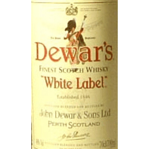 Dewars White Label Scotch (1.75L) image #1