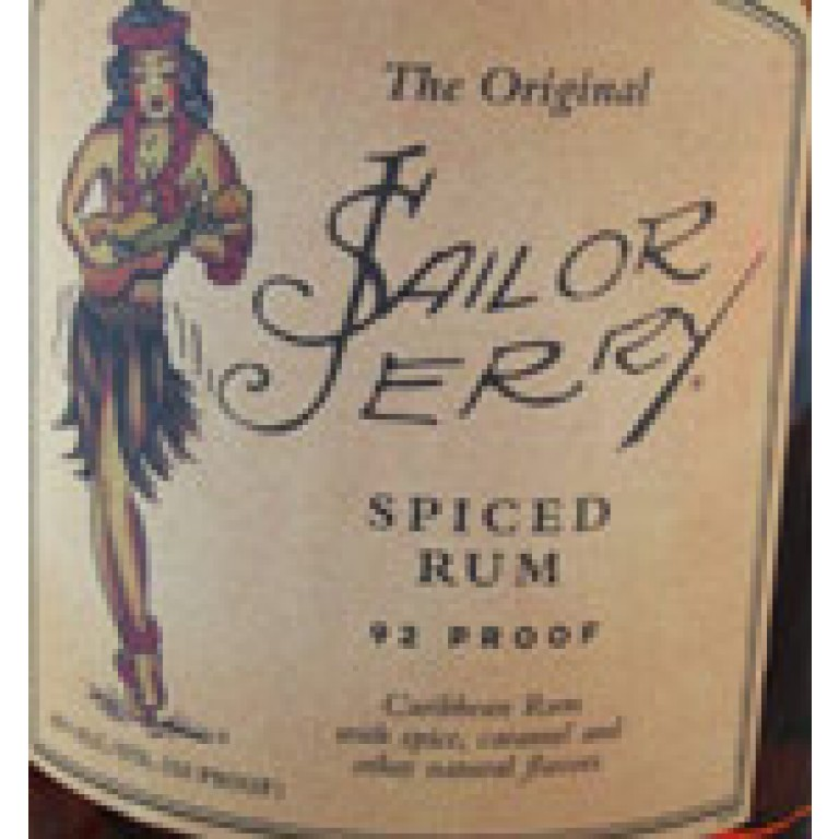 Sailor Jerry Spiced Rum (750ML) image #1