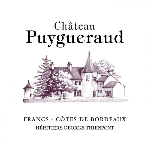 Puygueraud 2016 (750ML) image #1
