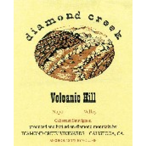Diamond Creek Vineyards Volcanic Hill Cabernet Sauvignon 2016 (750ML) image #1