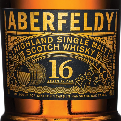 Aberfeldy 16 Year Old Single Malt Scotch (750ML) image #1