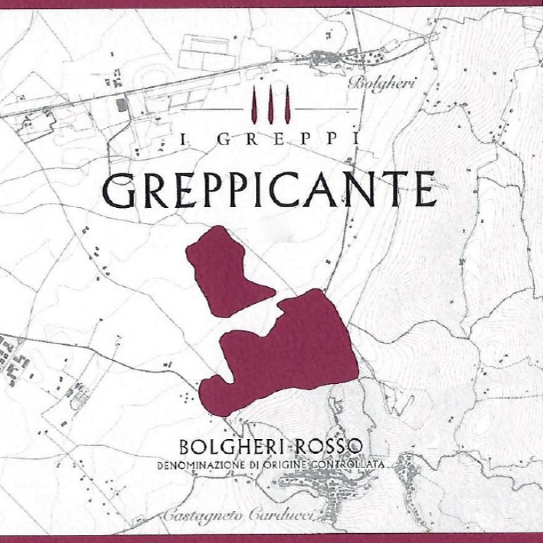 Greppicante I Greppi 2017 (750ML) image #1