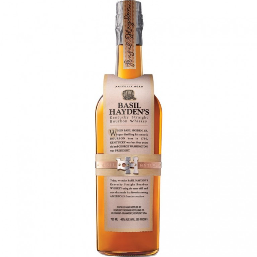 Basil Haydens Straight Bourbon (750ML) image #1